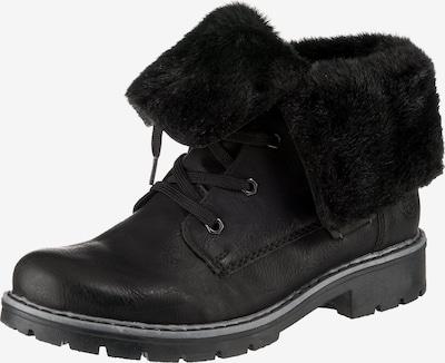 RIEKER Snowboots in de kleur Zwart, Productweergave