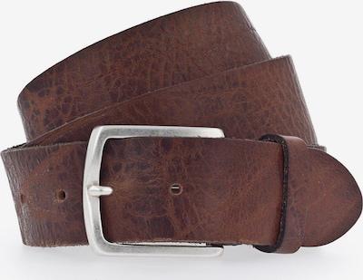 b.belt Handmade in Germany Ledergürtel in braun, Produktansicht