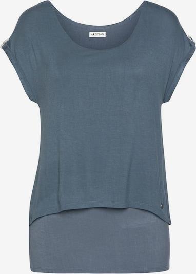 OCEAN SPORTSWEAR 2-in-1-Shirt in taubenblau, Produktansicht