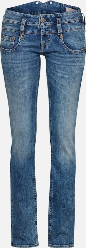 Denim In 'pitch' Jeans Herrlicher Blauw YvI6ybmgf7