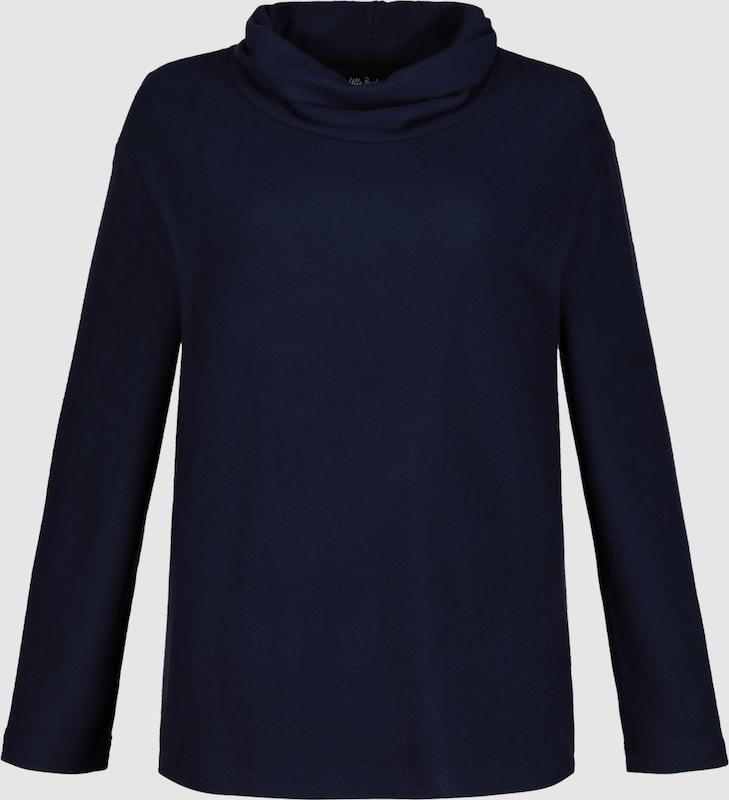 b3418a8b2c9 Ulla Popken Sweatshirt in Donkerblauw   ABOUT YOU