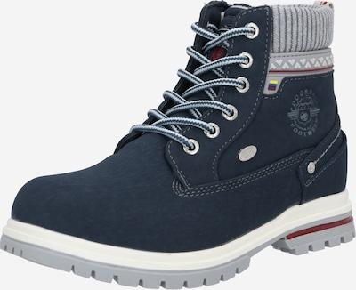 Dockers by Gerli Čizme u mornarsko plava / siva / crvena / bijela, Pregled proizvoda