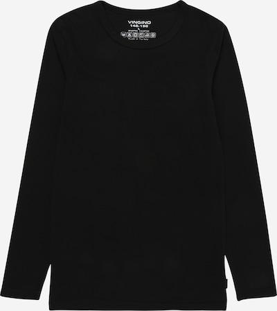 Tricou VINGINO pe negru, Vizualizare produs
