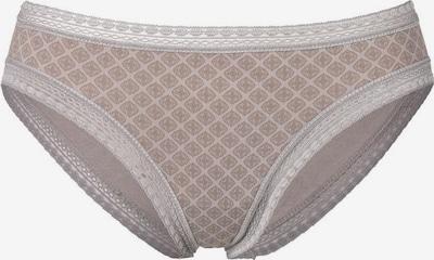 LASCANA LASCANA Bikinislip (3 Stück) in braun, Produktansicht
