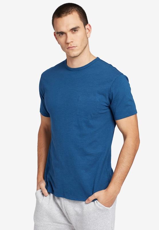 Blauw Finn' Shirt ' Khujo In vqPzIcw