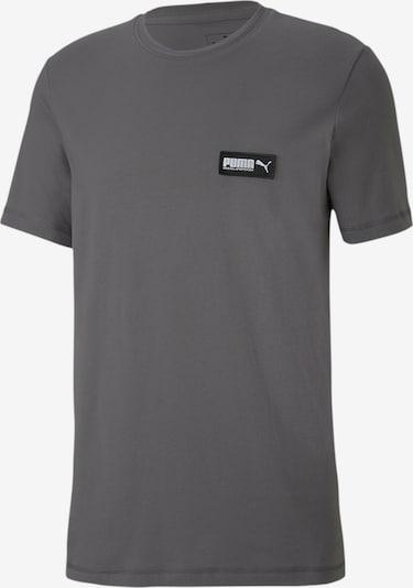 PUMA Shirt 'FUSION' in anthrazit, Produktansicht