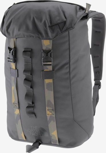 THE NORTH FACE Rucksack 'Lineage' in gelb / anthrazit / oliv / schwarz, Produktansicht