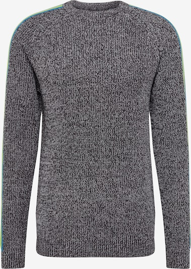 Only & Sons Pullover 'SIMON' in grau, Produktansicht
