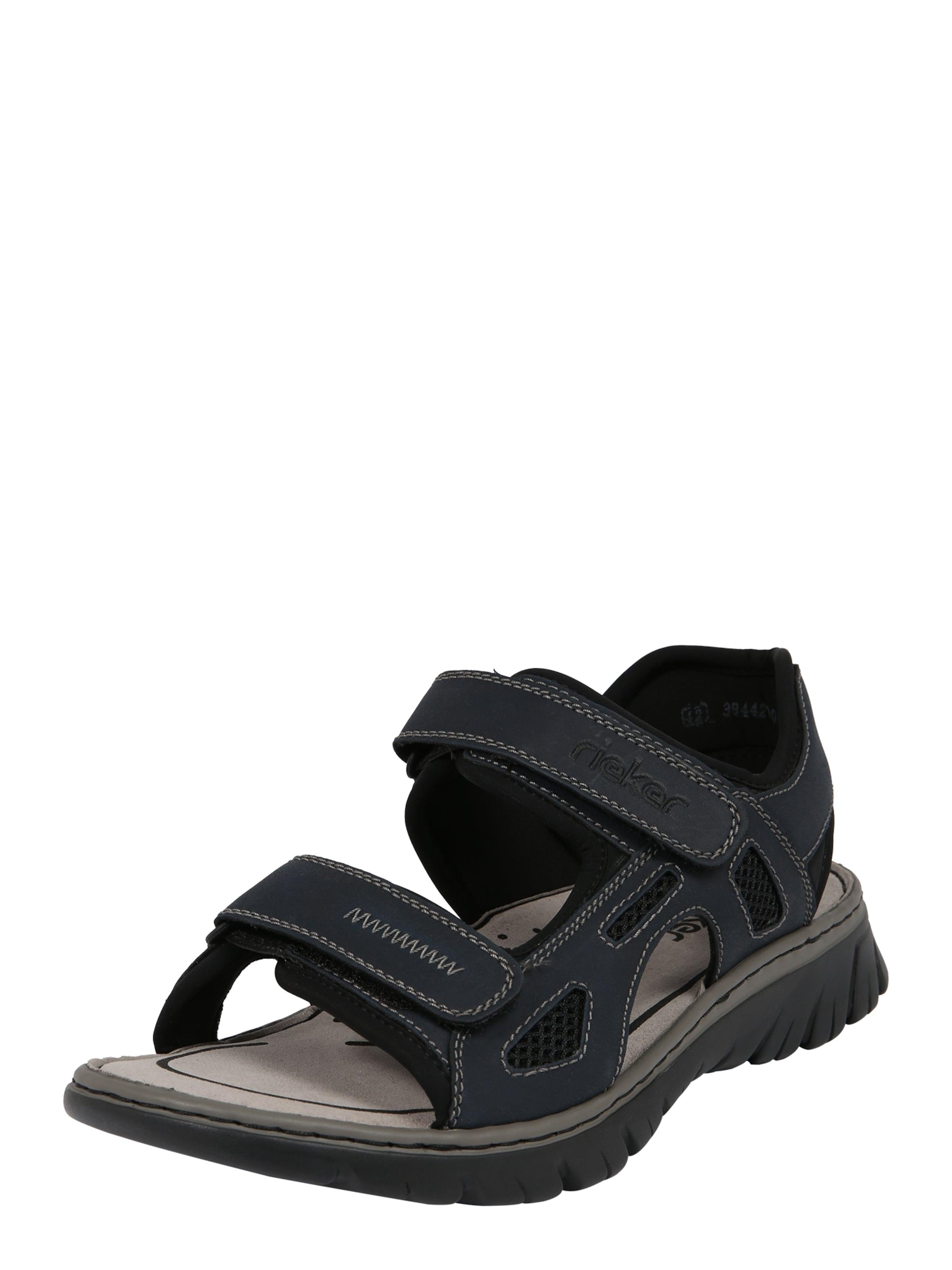'26761 Rieker Sandale In 14' NavySchwarz ikTwPOXlZu