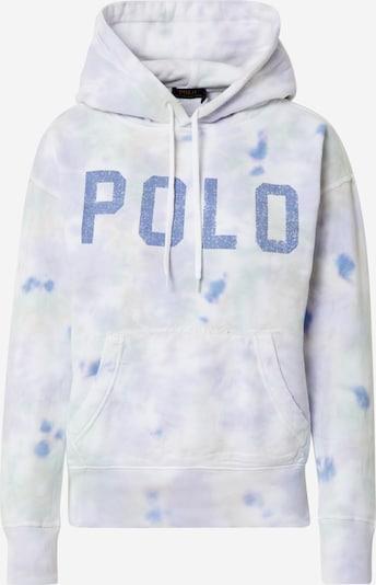 POLO RALPH LAUREN Sweat-shirt en mélange de couleurs / blanc, Vue avec produit