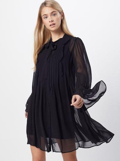 Farina Opoku Kleid in schwarz, Modelansicht