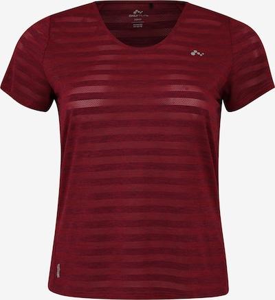 Only Play Curvy Koszulka funkcyjna 'AMELIA' w kolorze fioletowy / bordowym, Podgląd produktu