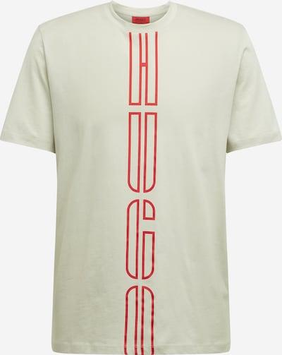 HUGO T-Krekls 'Darlon203' pieejami krēmkrāsas, Preces skats