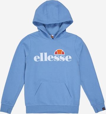 Bluză de molton 'Jero' de la ELLESSE pe albastru