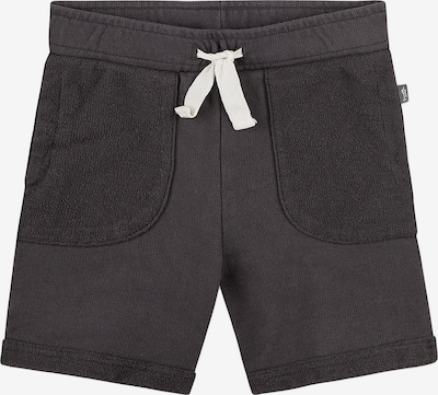 SANETTA Sweatshorts , Organic Cotton in anthrazit, Produktansicht