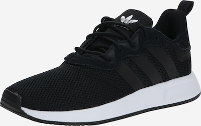 fekete / fehér ADIDAS ORIGINALS Rövid szárú edzőcipők, Termék nézet