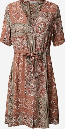 minimum Kleid in mischfarben / rot, Produktansicht