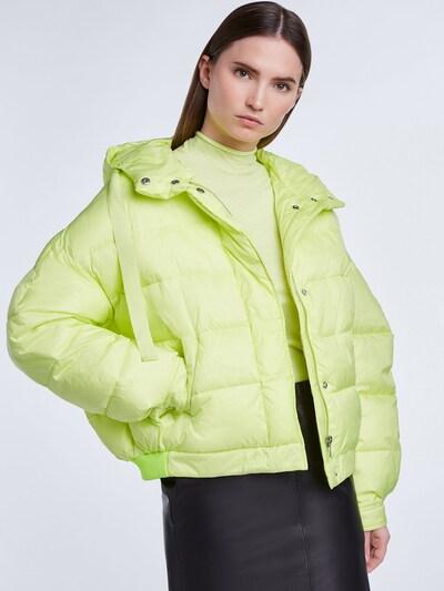 SET Jacke in grün: Frontalansicht