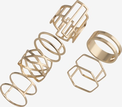ABOUT YOU Ringe 'Rosa' in gold, Produktansicht