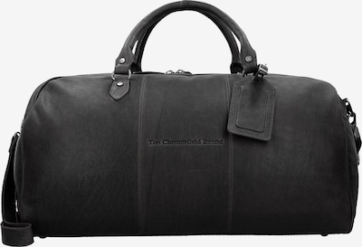 The Chesterfield Brand by Thomas Hayo Sac week-end en anthracite, Vue avec produit