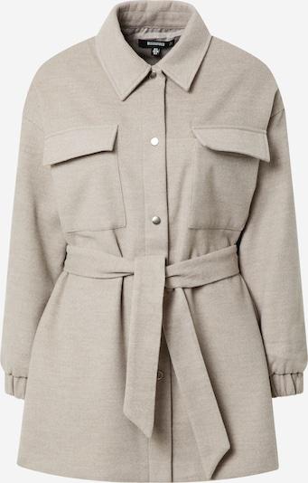 Palton de primăvară-toamnă Missguided pe gri-bej, Vizualizare produs