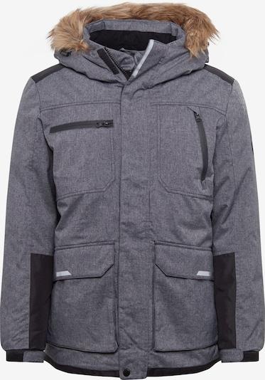 BURTON MENSWEAR LONDON Parka d'hiver 'charcoal premium parka' en gris, Vue avec produit