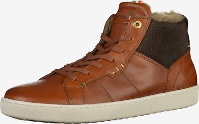 PANTOFOLA D'ORO Sneaker in navy / braun / dunkelgrau / weiß, Produktansicht