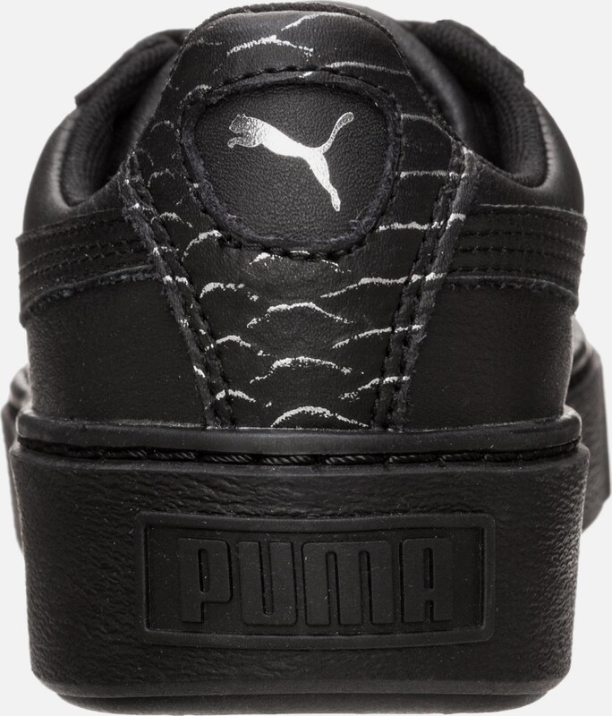 PUMA Sneaker  Basket Platform Ocean