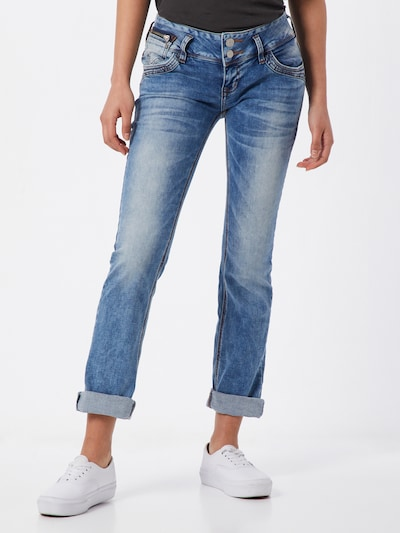LTB Jeans 'Jonquil' in blue denim, Modelansicht