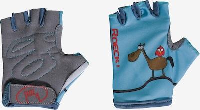 Roeckl SPORTS Fahrradhandschuhe 'TORO' in türkis, Produktansicht