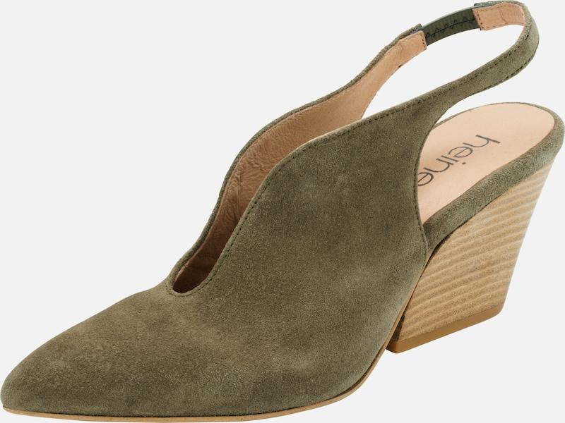 heine Slingpumps Günstige und langlebige langlebige und Schuhe 7ac83a