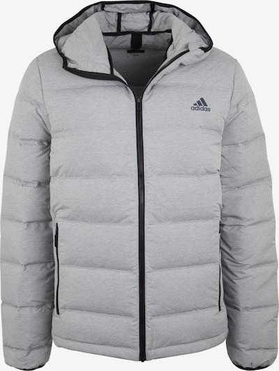 ADIDAS PERFORMANCE Športna jakna 'Helionic' | svetlo siva barva, Prikaz izdelka