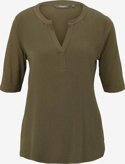 MINE TO FIVE T-Shirt in oliv, Produktansicht