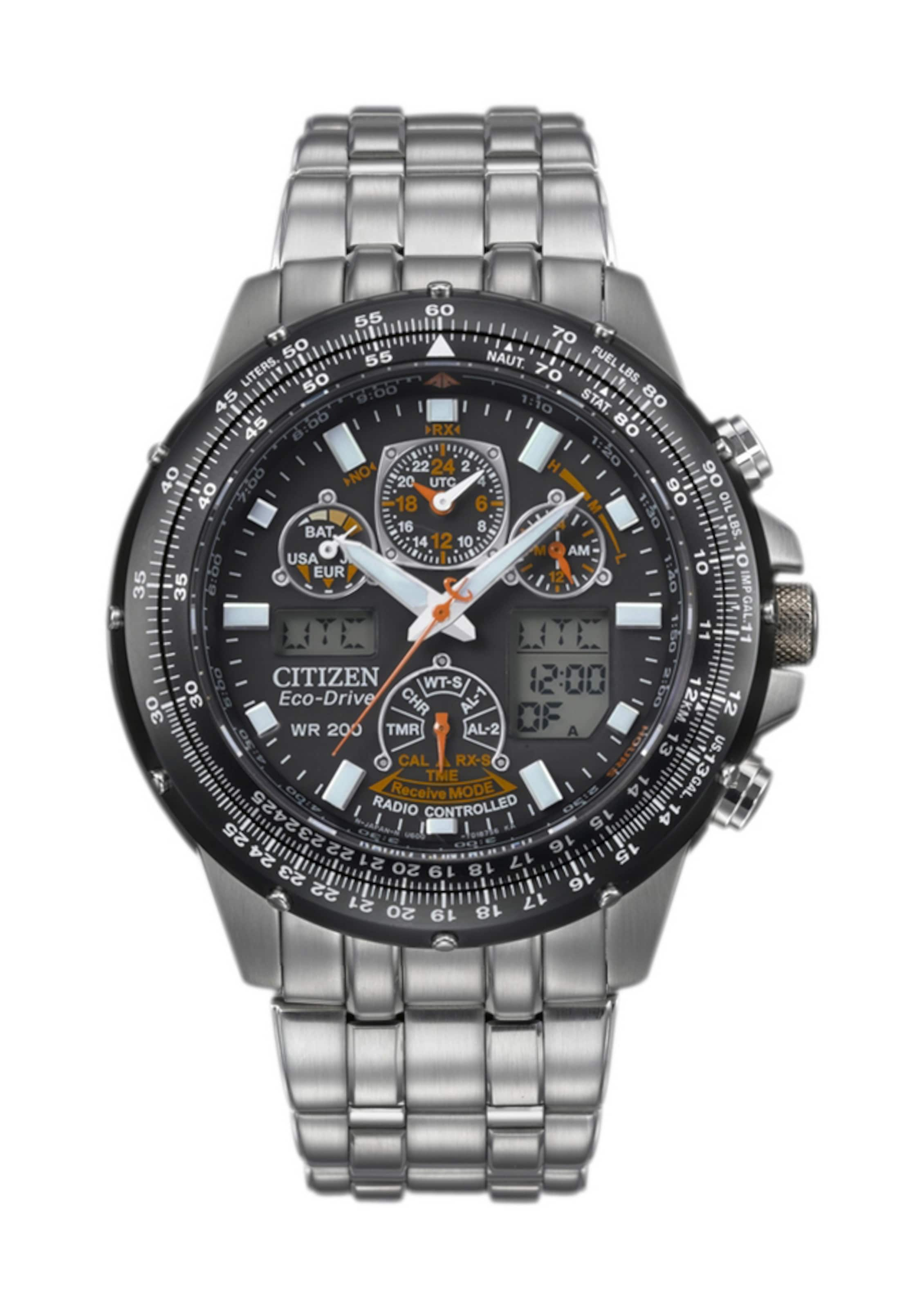 Shop Für Verkauf CITIZEN Funkchronograph 'JY0020-64E' Günstig Kaufen Shop KlHWSi