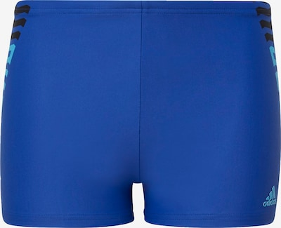 ADIDAS PERFORMANCE Sportbadehose in royalblau / hellblau, Produktansicht