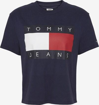 Tommy Jeans Shirt in marine, Produktansicht