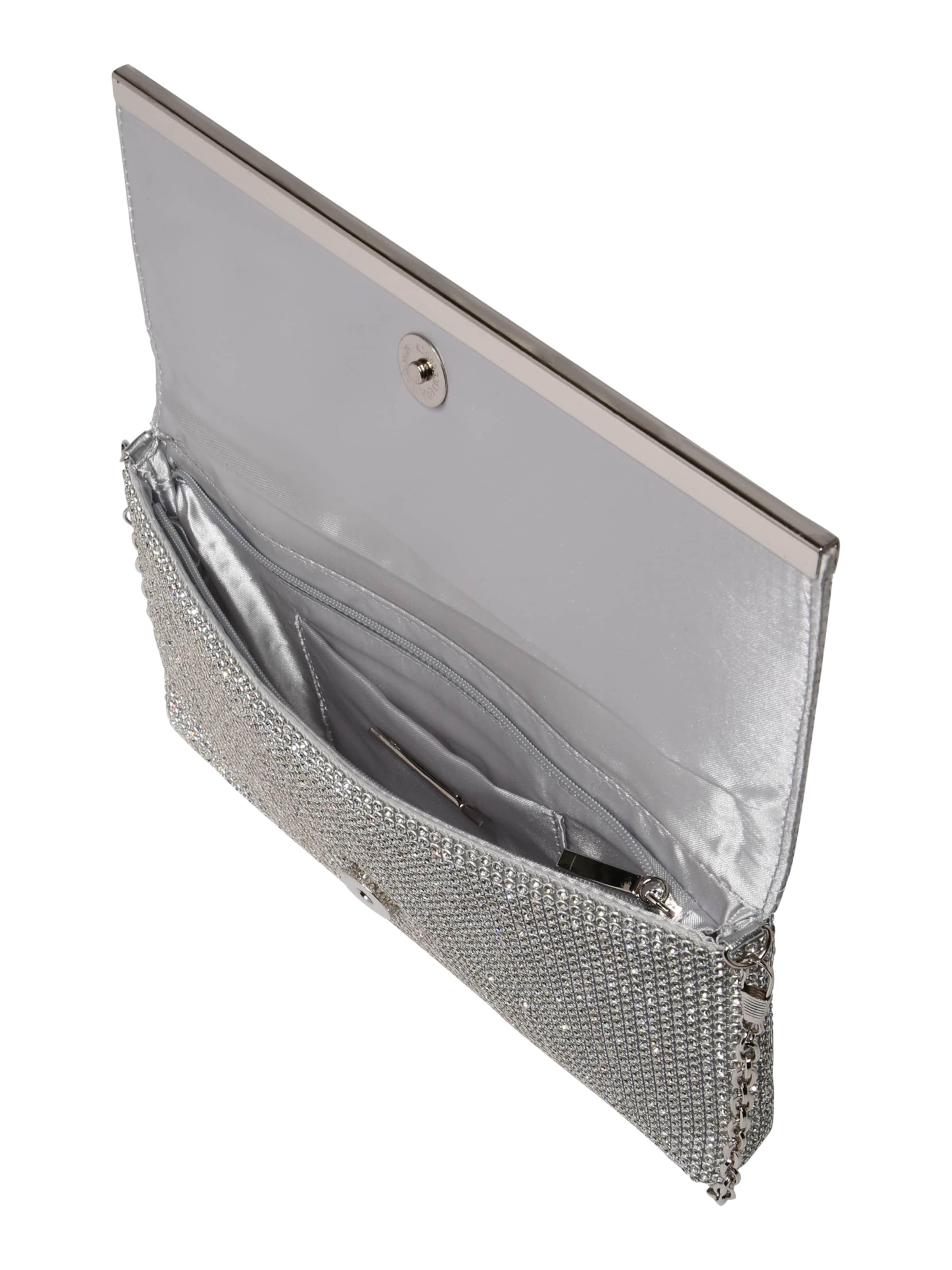 Pochette Fold Argent Mascara Diamonds' 'soft En CdQtsxhr