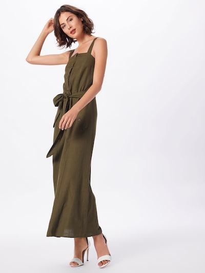 SISTERS POINT Kleid 'BINA-DR' in khaki, Modelansicht