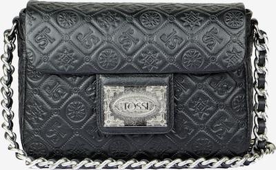 Silvio Tossi Tasche in schwarz, Produktansicht