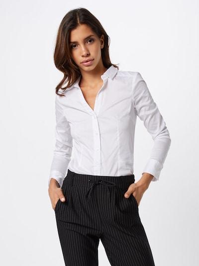 VERO MODA Body-Bluse 'Lady' in weiß, Modelansicht