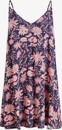 khujo Robe d'été 'Zoya' en bleu / violet / rose, Vue avec produit