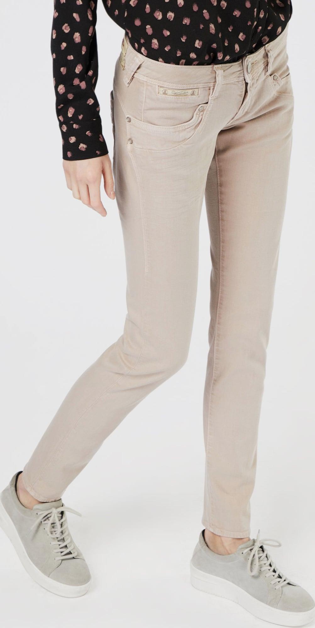 herrlicher jeans 39 piper slim 39 in beige about you. Black Bedroom Furniture Sets. Home Design Ideas