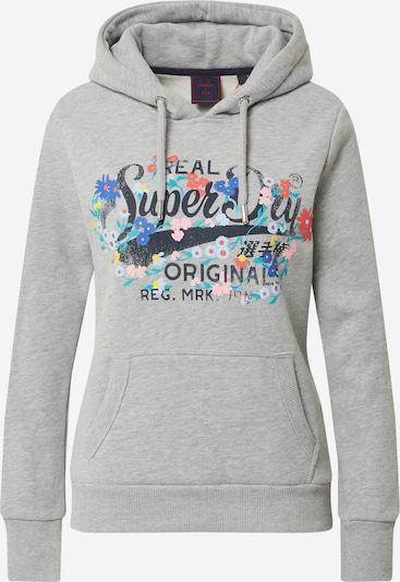 szürke / vegyes színek Superdry Tréning póló, Termék nézet