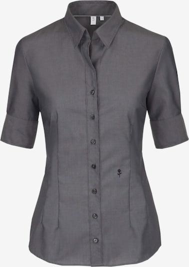 SEIDENSTICKER Blouse ' Schwarze Rose ' in de kleur Grijs, Productweergave
