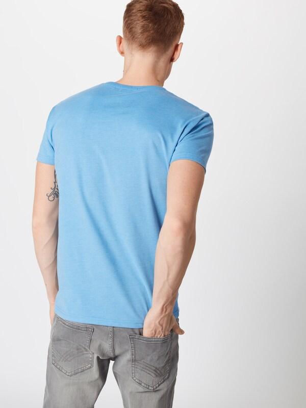 En shirt Bleu Derbe T 'idiots' OPXiuZkT