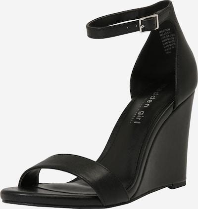 Madden Girl Páskové sandály 'WILLOOW' - černá, Produkt
