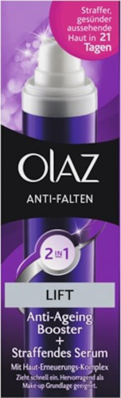 OLAZ 'Anti-Falten Lift', 2in1 Anti-Ageing Booster & Straffendes Serum