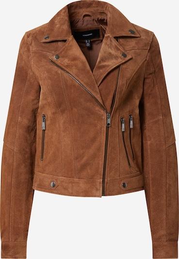Vero Moda Tall Prehodna jakna 'ROYCESALON' | konjak barva: Frontalni pogled