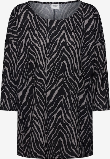 JACQUELINE de YONG Bluzka 'JDYCHOICE' w kolorze jasnoszary / czarnym, Podgląd produktu