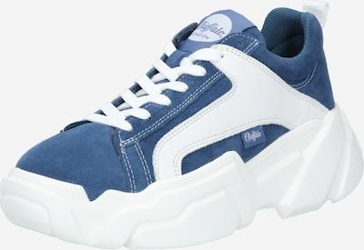 Buffalo London Sneakers laag 'Alexus' in de kleur Blauw / Wit, Productweergave